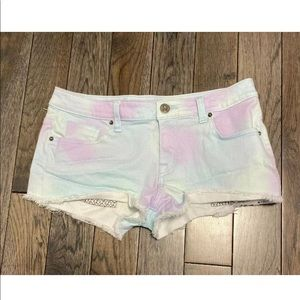 Victoria's Secret Cut Off Jeans Boyfriend Shorts 2